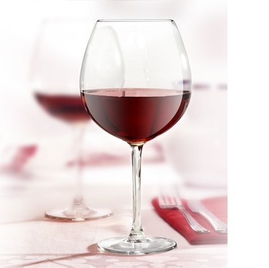 4 Jumbo Wine Glasses 720ml