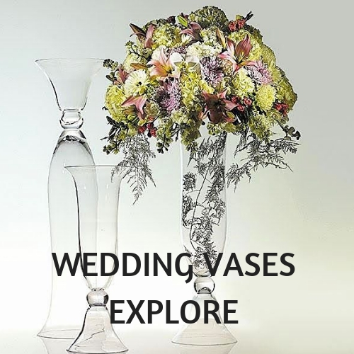 WEDDING REVERSIBLE VASES IDEA