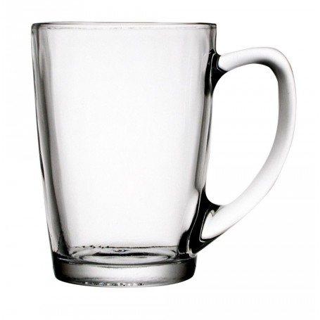 Glass Mug 340 ml Angelo