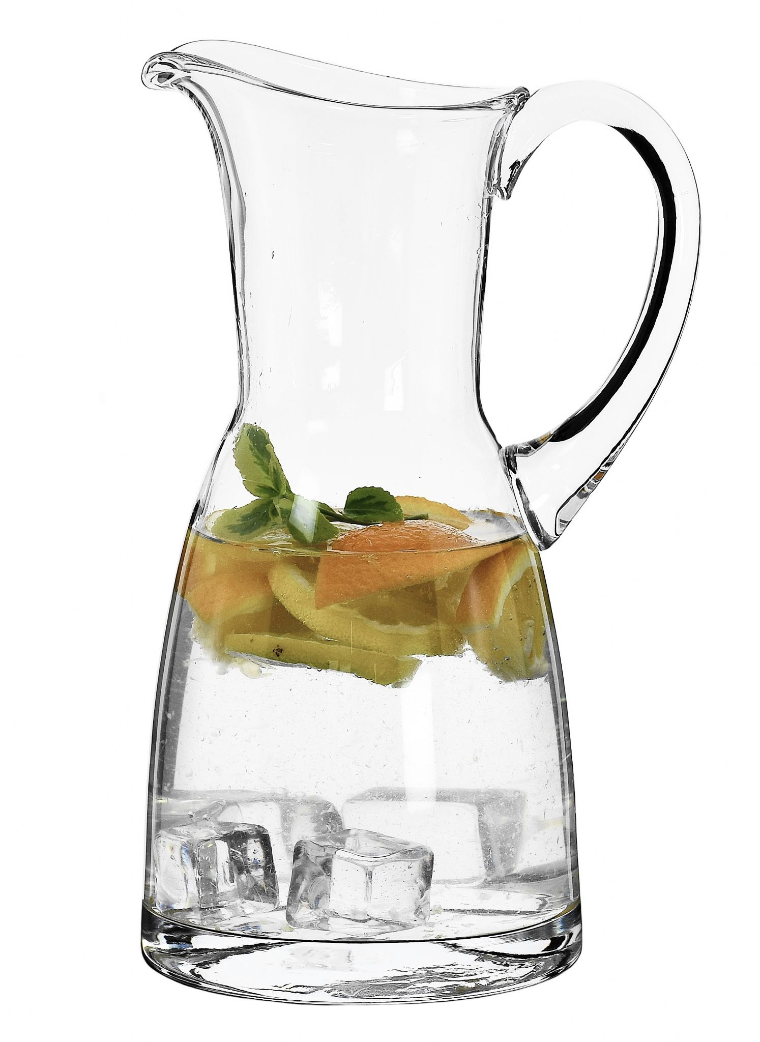 Glass Serving Jug 2.5L | Solavia Fine Glassware