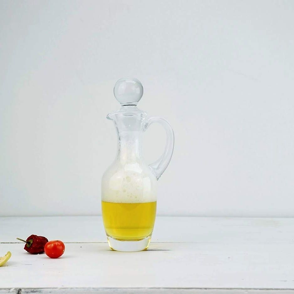 Oil or Vinegar Bottle 250ml|Solavia Fine Glassware