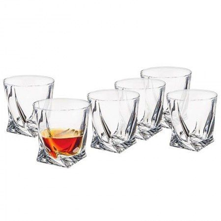 Quadro Tumblers 340ml Set of 6