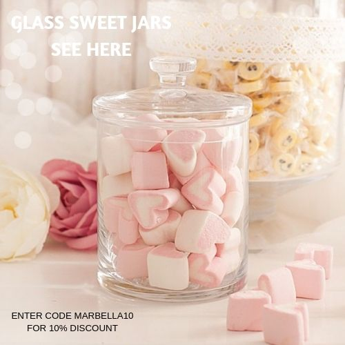 GLASS JARS FOR KITCHEN AND DINING ROOM